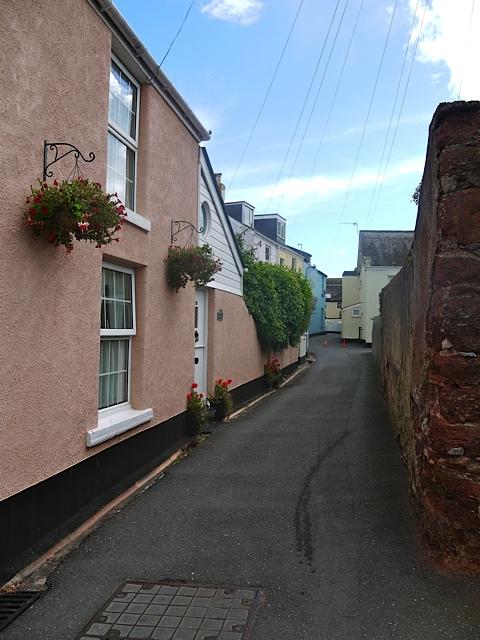 Backstreets Shaldon