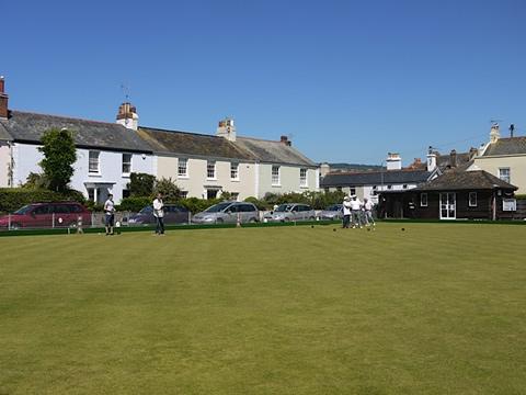 Shaldon Bowling Green