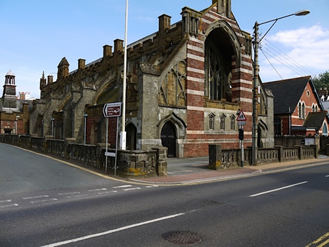 Shaldon Church Street