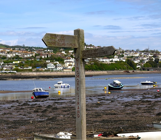 Shaldon Walks