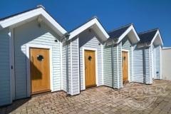 Shaldon Beach Huts