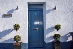 Front Door Oyster Cottage