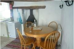 Shaldon Cottage Dining Room