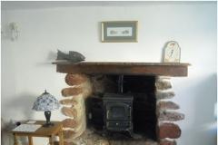 Shaldon Cottage Fireplace