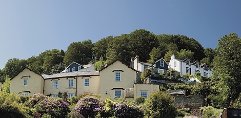 Accommodation near Shaldon