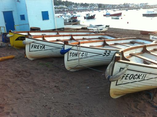 Seine Boat Rowing