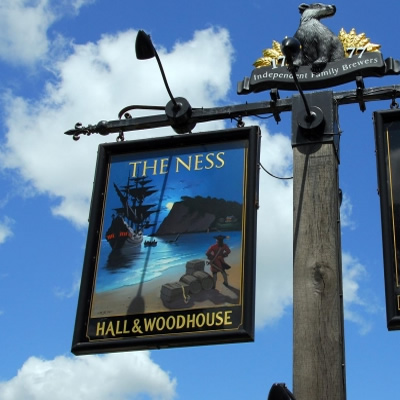 The Ness House Hotel