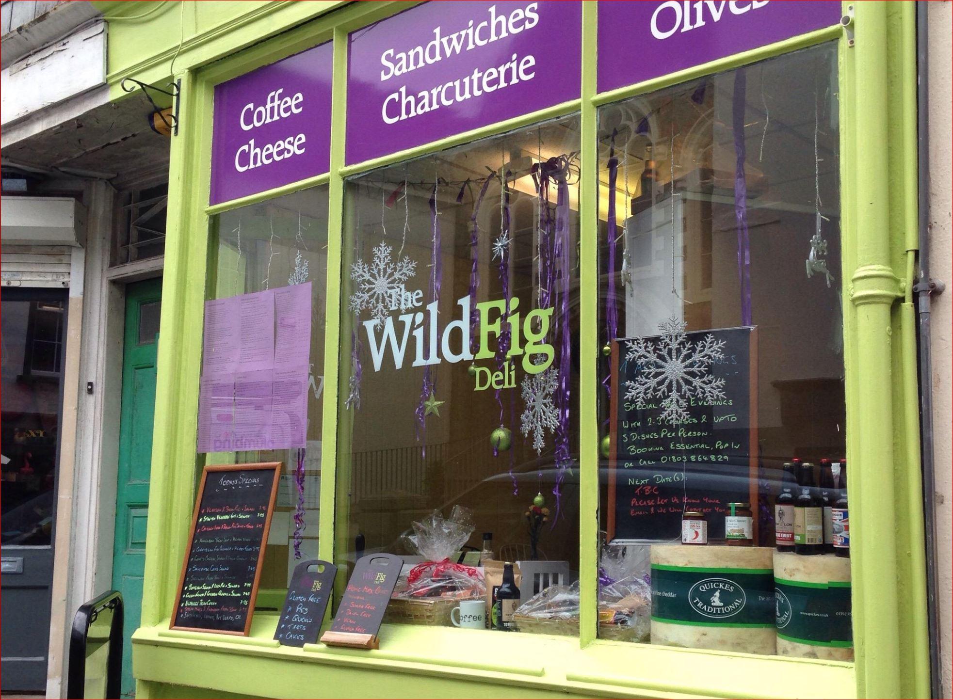 The Wild Fig Deli & Café