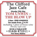 CLIFFORD ARMS LIVE JAZZ CAFE