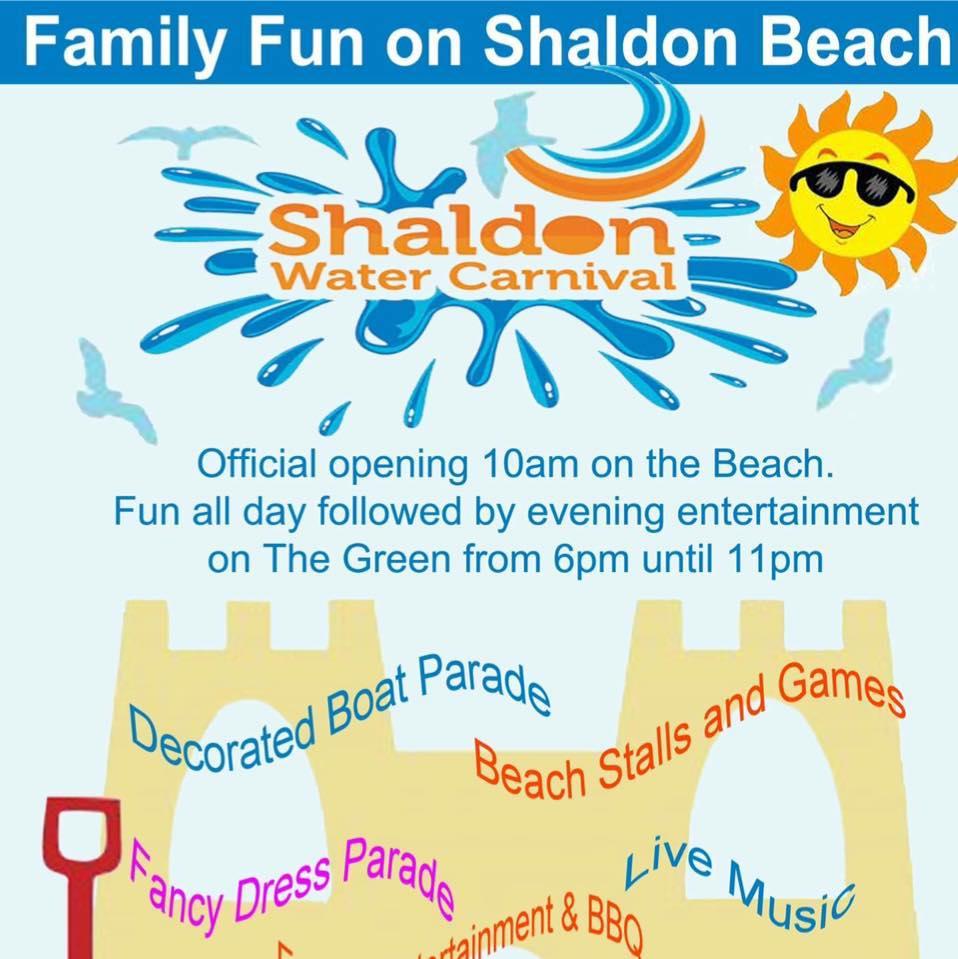 57th Shaldon Water Carnival Day