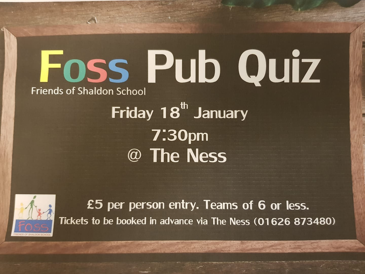 FOSS QUIZ at the Ness