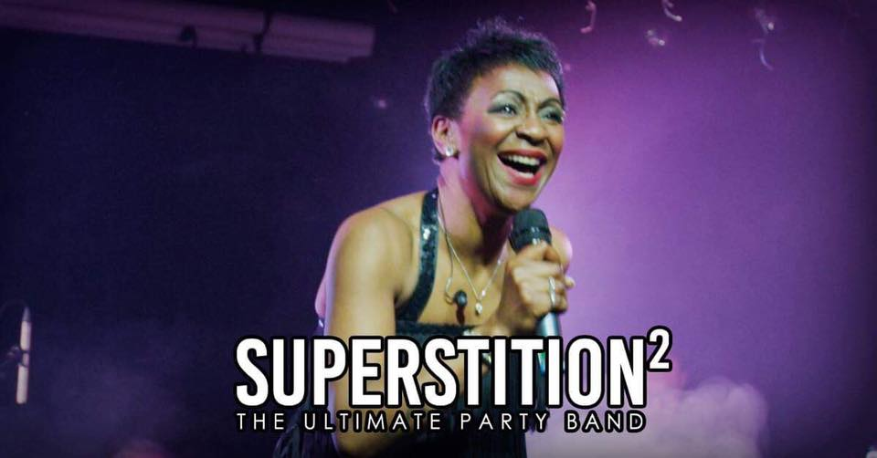 SUPERSTITION - live at the London Inn