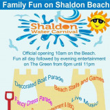 Shaldon annual water Carnival day