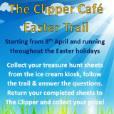 Clipper cafe Easter Trail