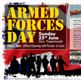 ARMED FORCES DAY Teignmouth