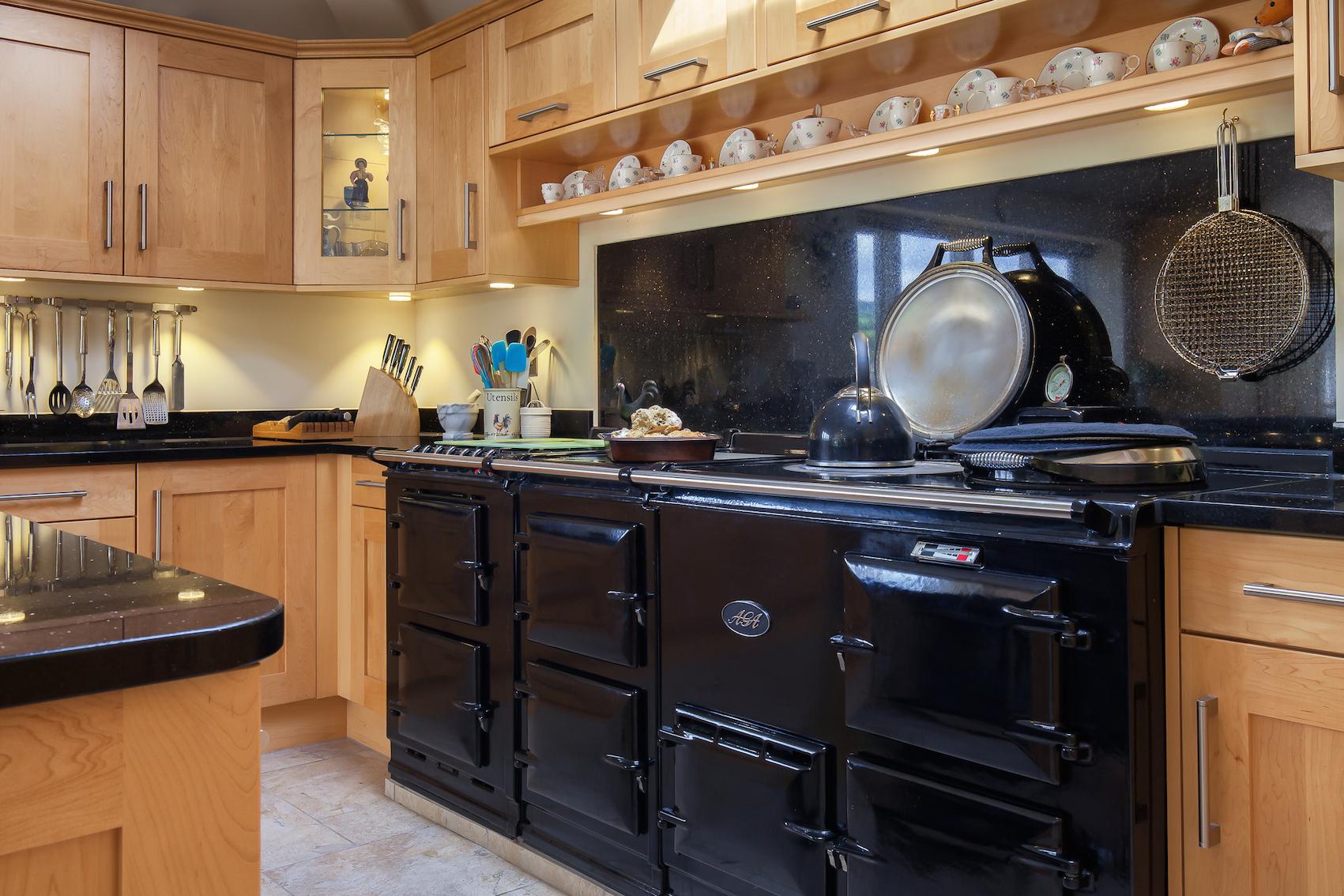 Full day Aga  cookery course-Shaldon Devon