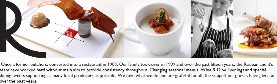 WINE & DINE -Rodean Restaurant