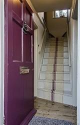 Shaldon Cottage Door