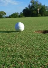 Golfing Shaldon