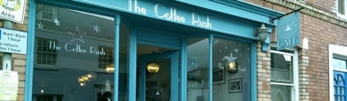 The Coffee Rush Cafe